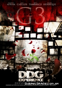 DVD Depois da Guerra do Oficina G3